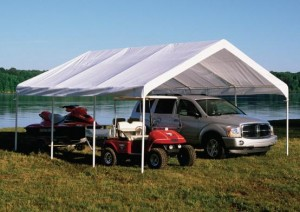 Using Carports to Maximize Space and Save Money