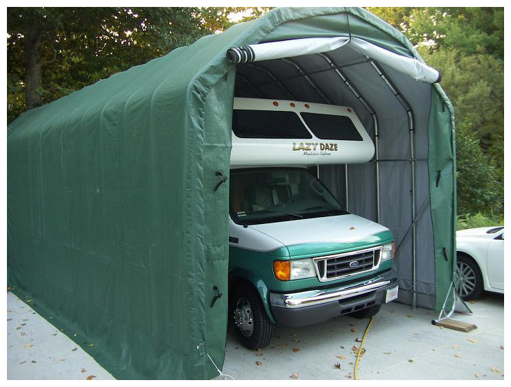 rv storage shelter