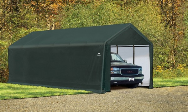 Portable Garage Frames : Maximum strength square tube garage buildings portable