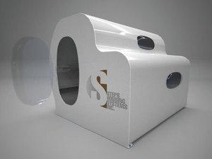 Portable Housing Pod
