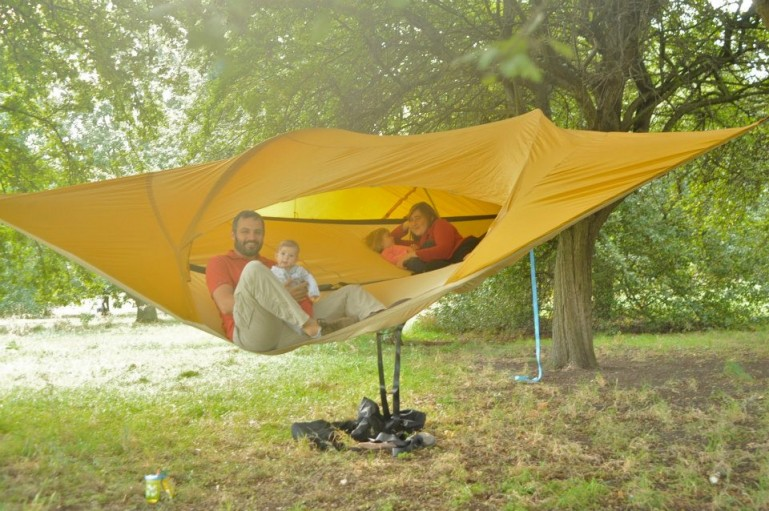 Stingray Tent
