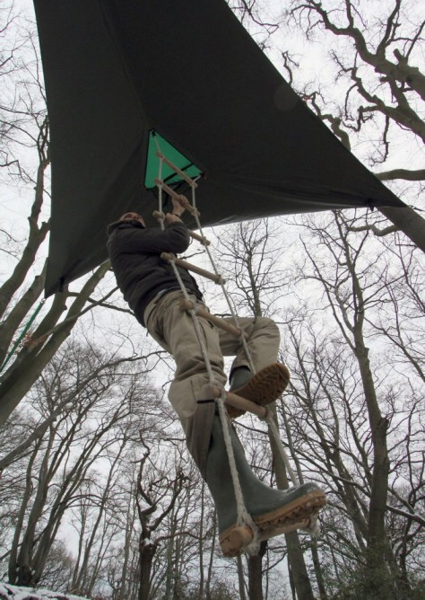 ... Suspended Tent & The Stingray Suspended Tent Canopy | Portable Building Store