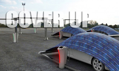 Solar Powered Tarp