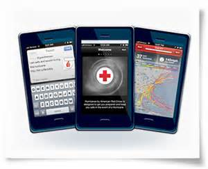 Red Cross Mobile Apps