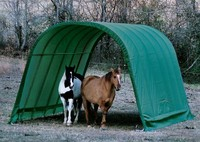 Choose a Portable Animal Shelter to Protect Your Pets or Livestock This Winter