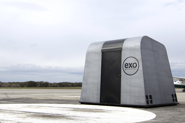 Exo Provides Temporary Shelter for Disaster Victims