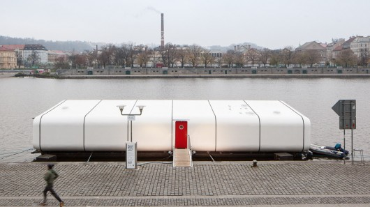 Modular Home for Land or Sea