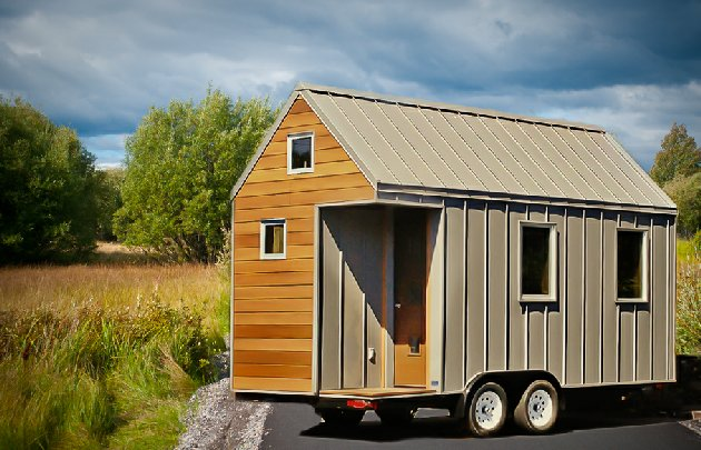 Miter Box Portable House