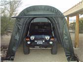portable garage spring