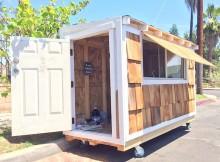 portable homeless shelter