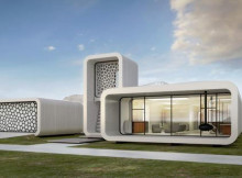 3-D Printed Office Building to Be Built in Dubai