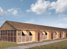 Shigeru Ban Designs Temporary Shelters for Nepal Earthquake Victims