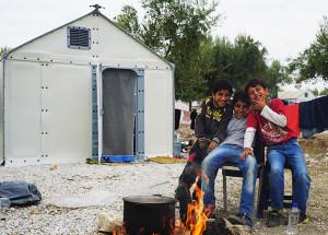 Better Shelter refugees Ikea