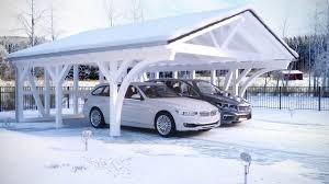 carport frost