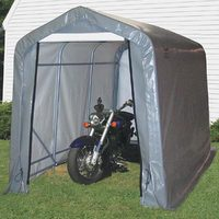 recreational vehicle portable garage