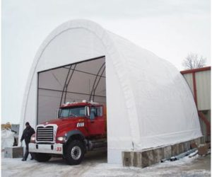 portable-garage-construction-equipment-vehicles-winter