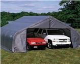 portable-garage-galvanized-steel-frame-rust