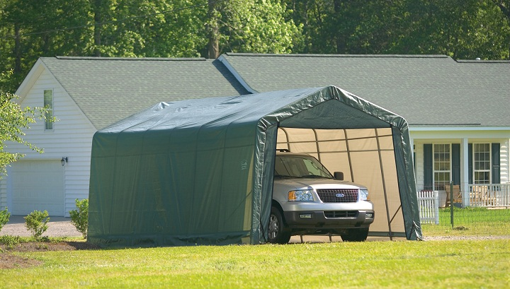 How To Extend The Life Of Your Portable Garage