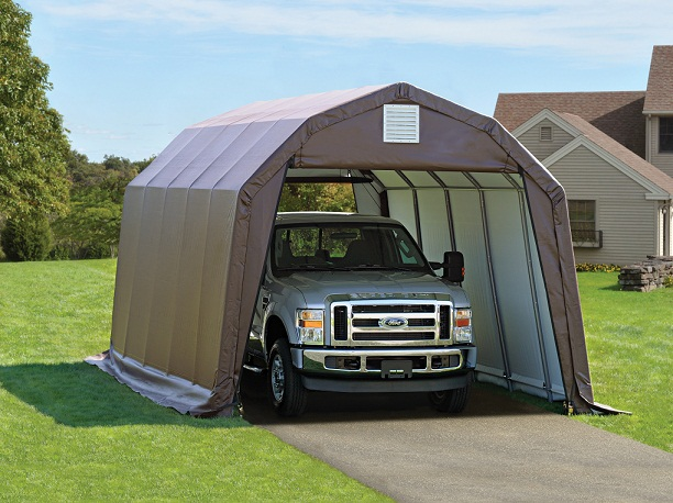 Why A Portable Garage Is Good Option If You Plan To Move In The Future