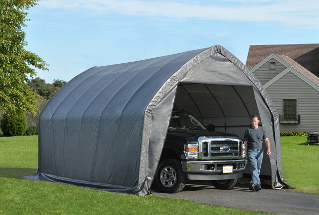 Preventing Fires in Portable Shelters