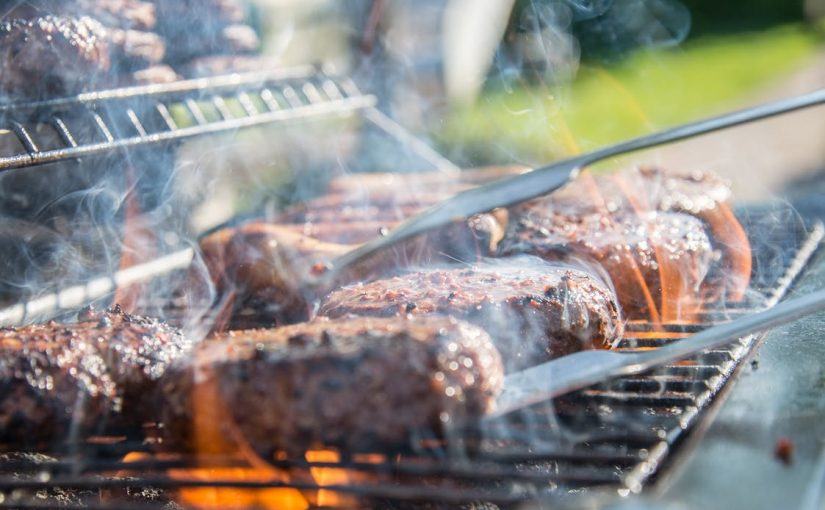 Carports, Picnics & Fourth of July Grilling Safety