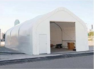 peak-style shelter