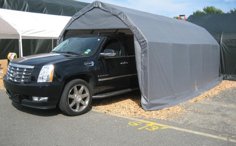 Tips to Keep Your Portable Shelter Cool in Summer and Warm in Winter