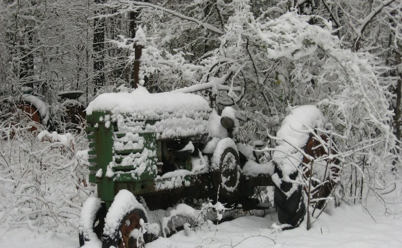 How to Properly Winterize a Tractor