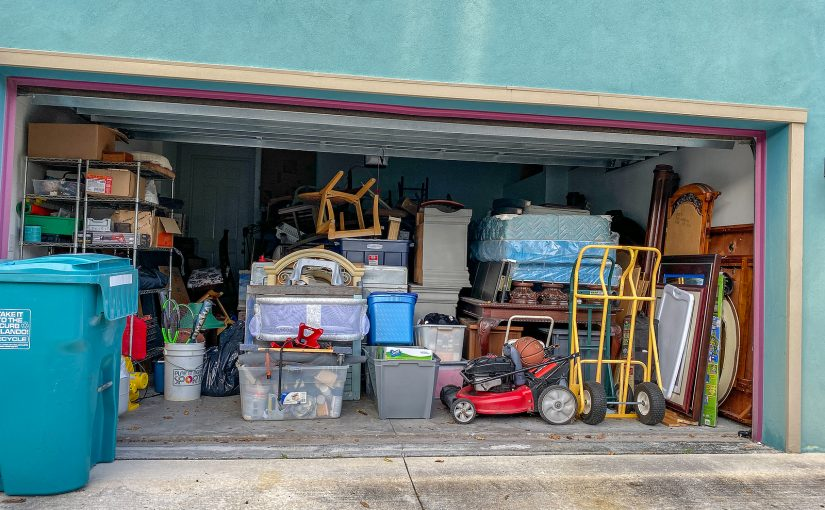 What to Do If Your Garage Is Full of Stuff