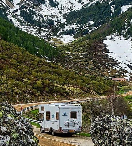 Getting Ready to Store Your RV for the Winter